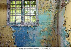 Abandoned pre-trial detention center and former prison farm, Atlanta, Georgia.