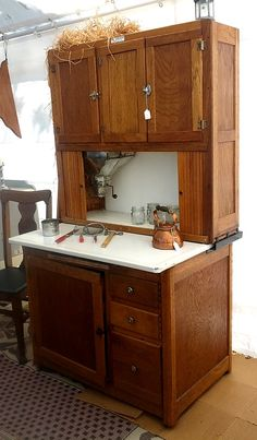 Need to find one of these redone Hoosier Cabinet