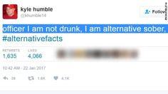 Internet mocks 'alternative facts' - CNN Video