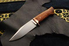 Hand made knife by JohnandJane on Etsy