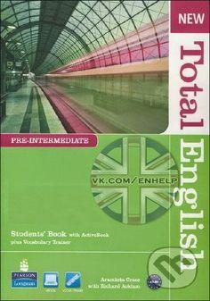 New Total English - Pre-Intermediate (B1 A2-) : SB + WB + TB + CDs | Bookz Ebookz
