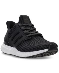 premium selection 04aad fd52d adidas Women s Ultra Boost Running Sneakers from Finish Line - Black Adidas  Boost, Sneakers Adidas