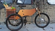 http://ennori.jp/2715/raiooo-project-electric-wooden-tricycle/778