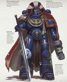Space Marine,Adeptus Astartes,Imperium,Империум,Warhammer 40000,warhammer40000, warhammer40k, warhammer 40k, ваха, сорокотысячник,фэндомы,Ultramarines,Ультрамарины