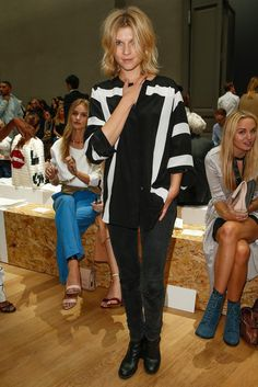 Chloé Spring 2015 Ready-to-Wear - Front-row - Gallery - Look 1 - Style.com