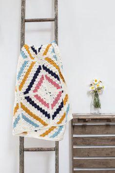 Cedar River Blanket by Kat Goldin - Digital Version | Deramores