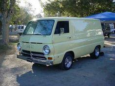 1960's Dodge Van, Dude! | Dodge van, Vans and Cars
