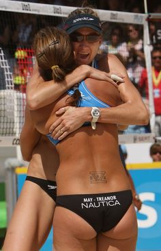 kerri walsh and misty may best pro beach volleyball duo ever!!!