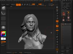 Sculpting Dynamic Hair - Know ZBrush Inside and Out with Ryan Kingslien!