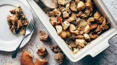 Bagel Stuffing for Thanksgiving - Food – Forward.com