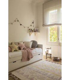Azteca Ruh Lorena Canals Teen Children Adult- A large selection of Design on Smallable, the Family Concept Store - More than 600 brands. My Living Room, My Room, Living Room Decor, Bedroom Decor, Modern Bedroom, Home Design, Vintage Carpet, Lorena Canals, Washable Rugs
