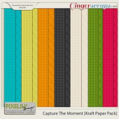 {Capture the Moment} Digital Kraft Papers by Pixelily Designs available at Gingerscraps http://store.gingerscraps.net/Capture-The-Moment-Kraft-Paper-Pack.html and Gotta Pixel http://www.gottapixel.net/store/product.php?productid=10017753&cat=&page=1 #digiscrap #digitalscrapbooking #pixelillydesigns #capturethemoment