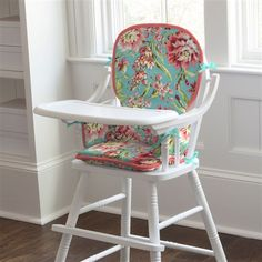 high chair pad rocking chair pads kids rocking chairs carousel designs ...