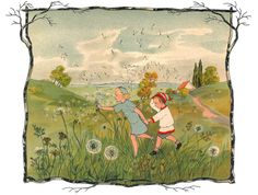 The Story of the Butterfly Children Sibylle Olfers