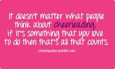 that is so true who cares what anyone thinks they don't have a trophy 6 feet tall