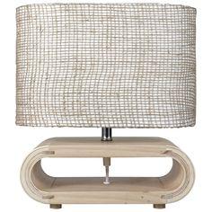Hoop Table Lamp