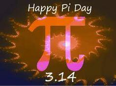 Happy Pi Day    ╥