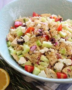 quinoa salade recette weight watchers gratuite