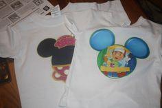 Confessions of a Disney Dork: Alternatives to Disney Autograph Books and Homemade Disney Shirts-Follow Up Plus Disney Huggies Wipes