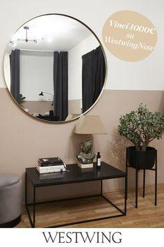 Teak, Oversized Mirror, Interior Design, Furniture, Beautiful Homes, Home Decor, King, Instagram, Houses