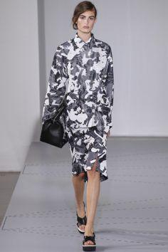 Sfilata Jil Sander Milano - Collezioni Primavera Estate 2014 - Vogue