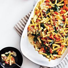 Bacon and Butternut Pasta | CookingLight.com