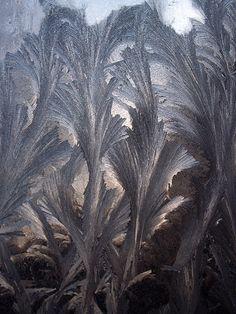 Window Ice by bobj03054