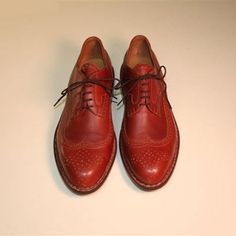 Lugus Mercury Toscano Calf Custom Men's Wingtip Dress Shoe - This magnificent custom made Toscano calf wingtip shoe is constructed entirely by hand with only top quality leathers inside and out. The full brogueing and the hand-stitched double welt on the sole complement the look of this exquisite handmade men's shoe.