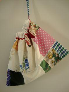 Entremeioslusos: sacos de pano