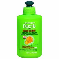 Best Leave In Conditioner for Men: Garnier Fructis Sleek and Shine Intensely Smooth Leave-In Conditioning Cream Conditioner For Men, Leave In Conditioner, Lotion, Curly Hair Styles, Natural Hair Styles, Flaxseed Gel, Hair Regimen, Lemon Essential Oils, Relaxed Hair