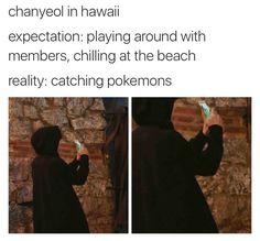 EXO / Chanyeol