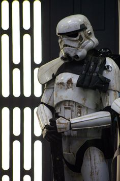 Me as a Sandtrooper UK Garrison 501st Legion.