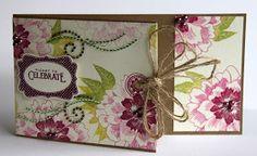 Creations by Jolan: Ticket to Celebrate by Jolanda Meurs