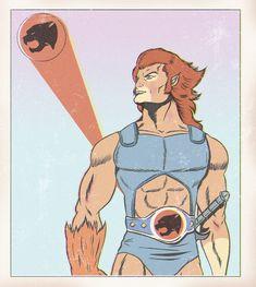 Lion-O - Thundercats - Adolfo Torino Nunez
