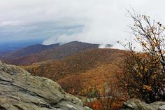 Blue Ridge Mountains - is there anything more beautiful?