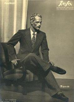 deep space daguerreotype: Novita Mannequins, 1930s to 1950s