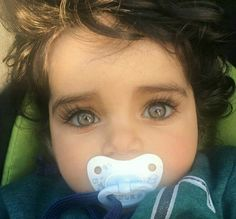 baby, eyes, and child image Baby Kind, Pretty Baby, Pretty Eyes, Beautiful Children, Beautiful Babies, Beautiful Life, Beautiful Eyes Color, Little Babies, Cute Babies