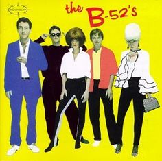 The B-52's, by The B-52's