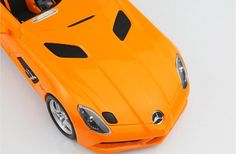168.00$  Watch now - http://aliagm.worldwells.pw/go.php?t=32225813864 - Minichamps 1:18 SLR STIRLING 2009 model car collection grade alloy model cars