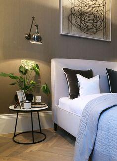Стильная квартира в лондонском Челси | Пуфик - блог о дизайне интерьера