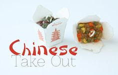 Chinese Food - Toni Ellison