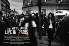"""""""One Day We're Gonna Live in Paris"""" / Anne Curtis - Rogue Magazine (October 2011)"""