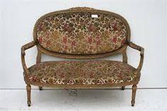 Resultado de imagen para sillones sala tallado isabelino