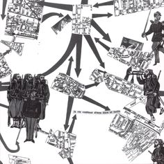 Naked City, Guy Debord 1957 (report on the construction of situations)