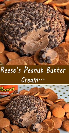 Just Desserts, Delicious Desserts, Yummy Food, Baking Recipes, Snack Recipes, Dessert Recipes, Cream Cheese Ball, Cheese Ball Recipes, Peanut Butter Recipes