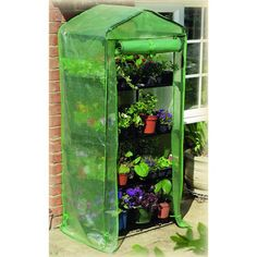 Gardman 7610 4Tier Greenhouse with Reinforced Cover 18 Long x 27 Wide Sale supply_by_4cheapink ** Check out the image by visiting the link.