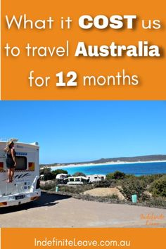 See what costs and expenses are involved when travelling around Australia for 12 months. Travel Hack, Rv Travel, Travel Packing, Travel Tips, Travelling Tips, Solo Travel, Time Travel, Australian Road Trip, Road Trip Hacks