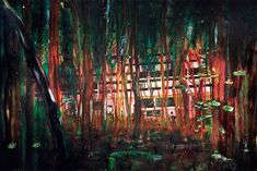 """Peter Doig's """"Cabin Essence"""" to lead Christie's Post War and Contemporary Evening Auction"""