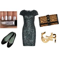 """NYE Bash"" by handbagheaven on Polyvore"