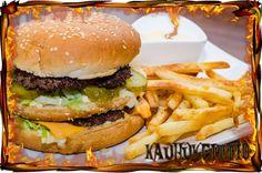 big mac hampurilainen kauhukeittiö